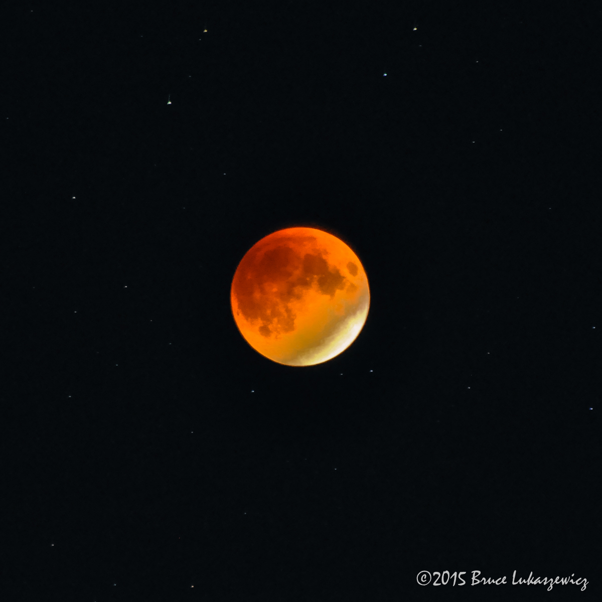 September 2015 Super Blood Red Moon