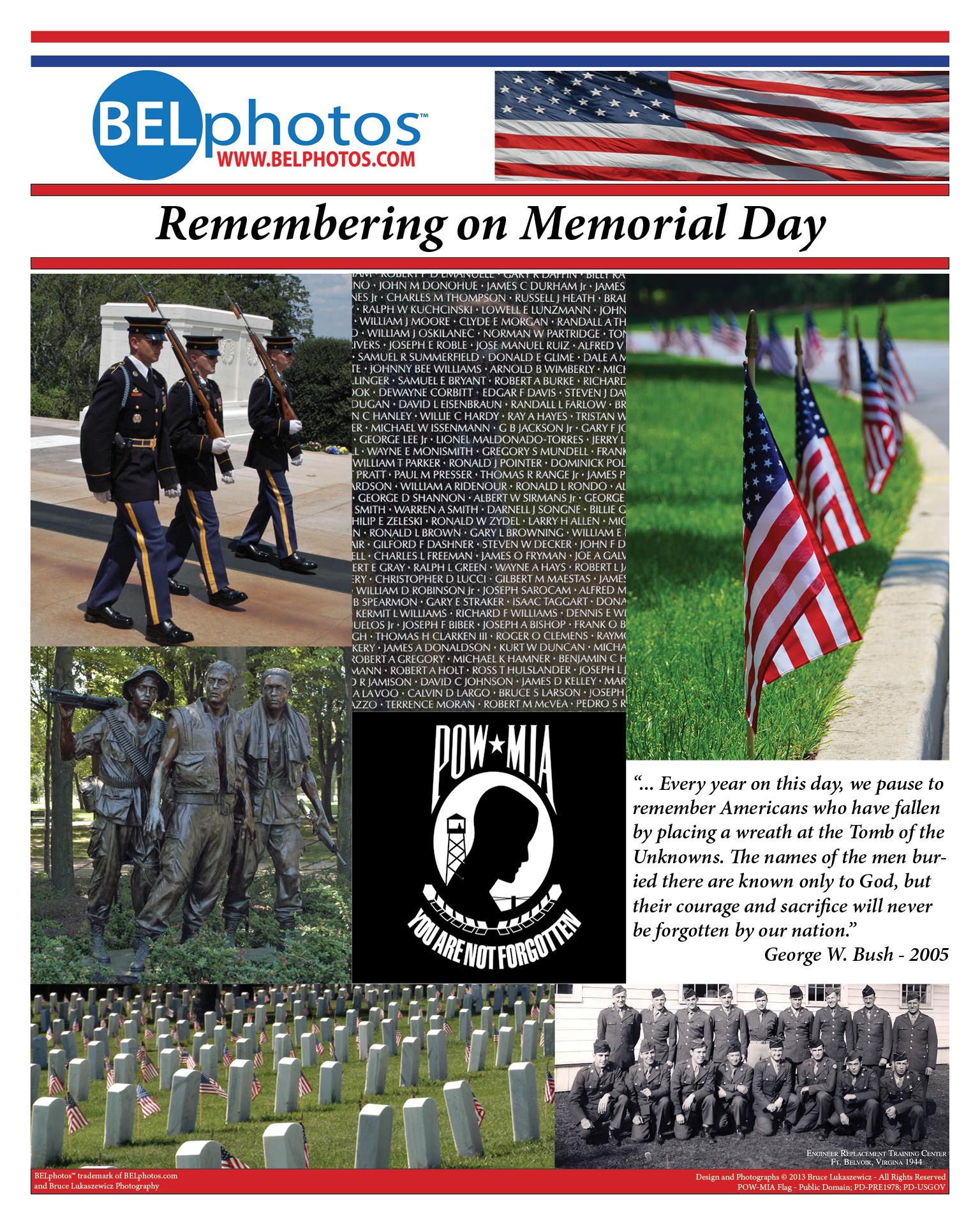 Memorial Day Poster-BEL